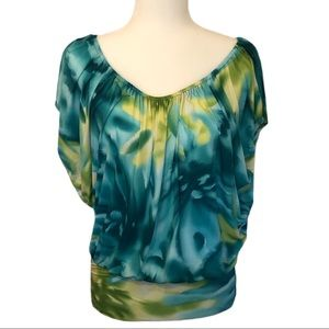 Body Central Loose Fit Blouse